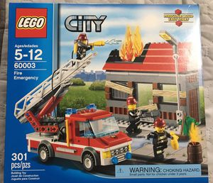 Lego 60003 NEW