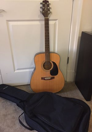 Takemine G Series Acoustic Guitar (and ProTec Case)