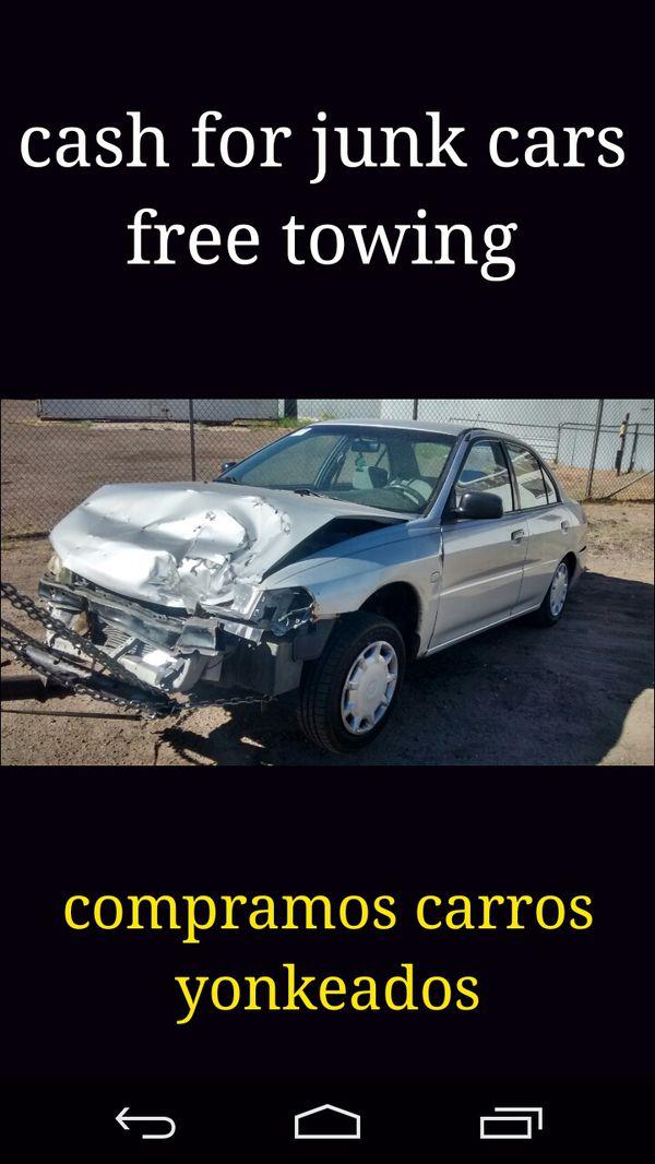Everyday cash for junk cars (Cars & Trucks) in Phoenix, AZ - OfferUp