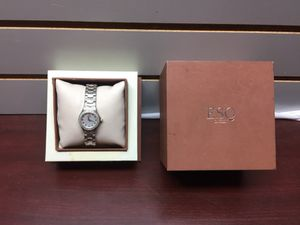 Esq Ladies Watch Mother of Pearl Face