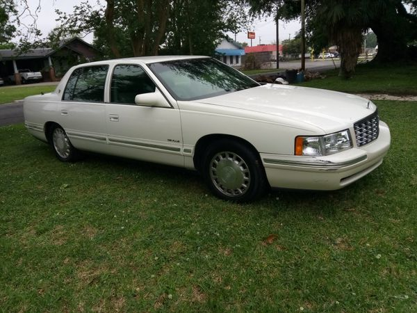 99 Cadillac DeVille With Only 76000 Miles Asking 5500 One Owner Car Cars Trucks In New Iberia LA
