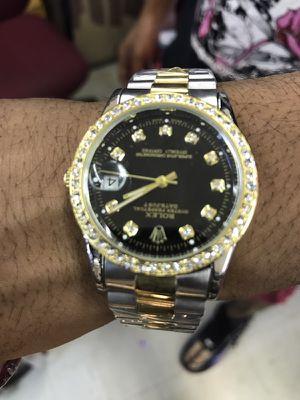 Rolex superlative chronometer officially certified