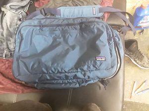 Patagonia duffel backpack
