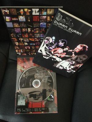 DURAN - DURAN * Live from London / Amazing Music 🎶 Concert from Duran Duran DVD 📀