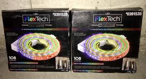 25FT LED FlexTech Christmas LightShow