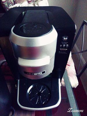 Mr coffee Keurig single cup coffee maker