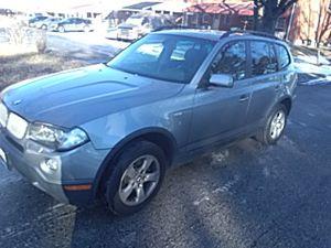 2008 X3 BMW