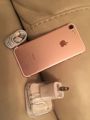 iPhone 7,32 GB, excellent condition factory unlocked