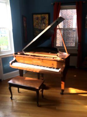 Beautiful C. Bechstein Baby Grand Piano!