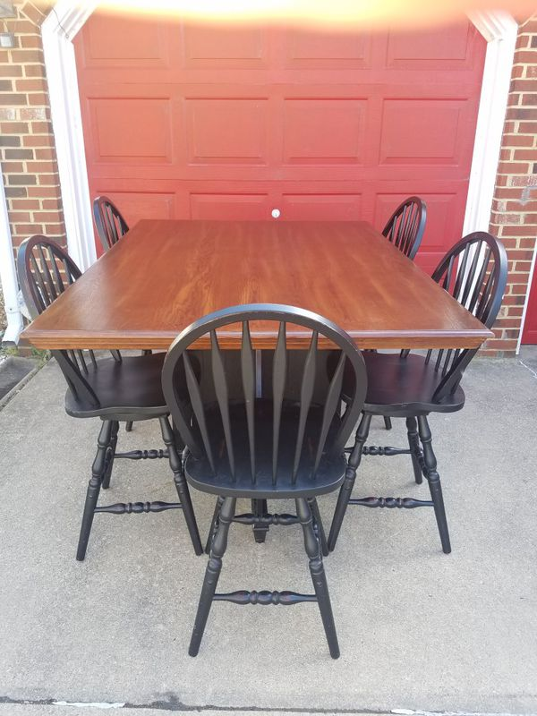 Ethan allen kitchen table 5 chairs 66 x 48 x 36 furniture in ethan allen kitchen table 5 chairs 66 x 48 x 36 furniture in virginia beach va offerup workwithnaturefo