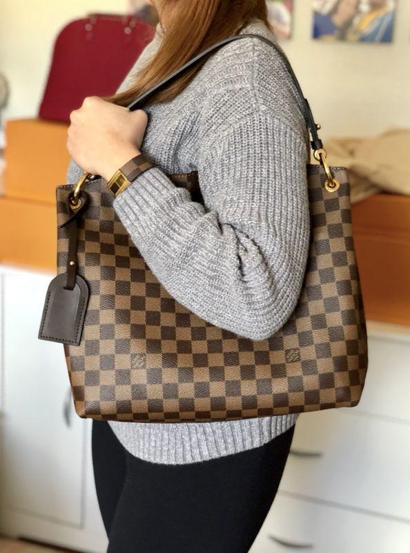 Authentic Louis Vuitton DE Graceful PM (Clothing & Shoes ...