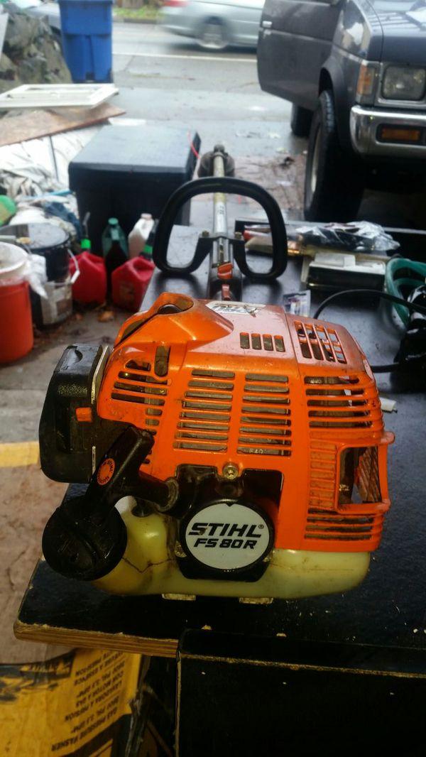 Stihl fs 80 r tools machinery in seattle wa - Stihl fs 80 ...