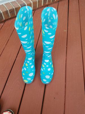 Women's Rubber Boots SIZE 10