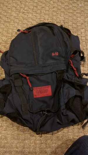 Vintage A-10 Abercrombie Backpack
