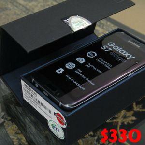 Samsung Galaxy S7 - Factory Unlocked - Comes w/ Box + Accessories
