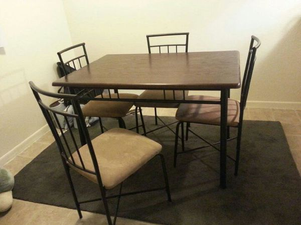 table and chairs ( furniture ) in phoenix, az - offerup
