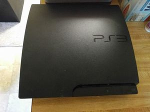 PS3 slim 320gb, controller, and 11 PS3 games