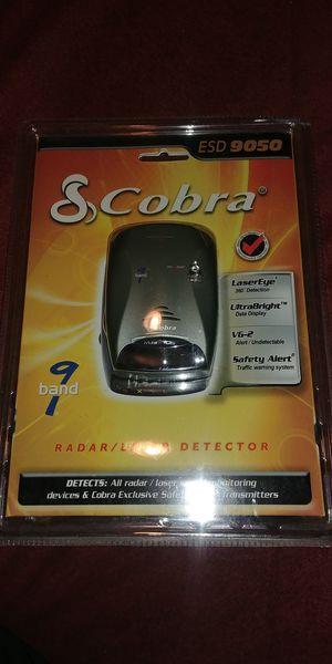 Cobra Radar Detector ESD 950