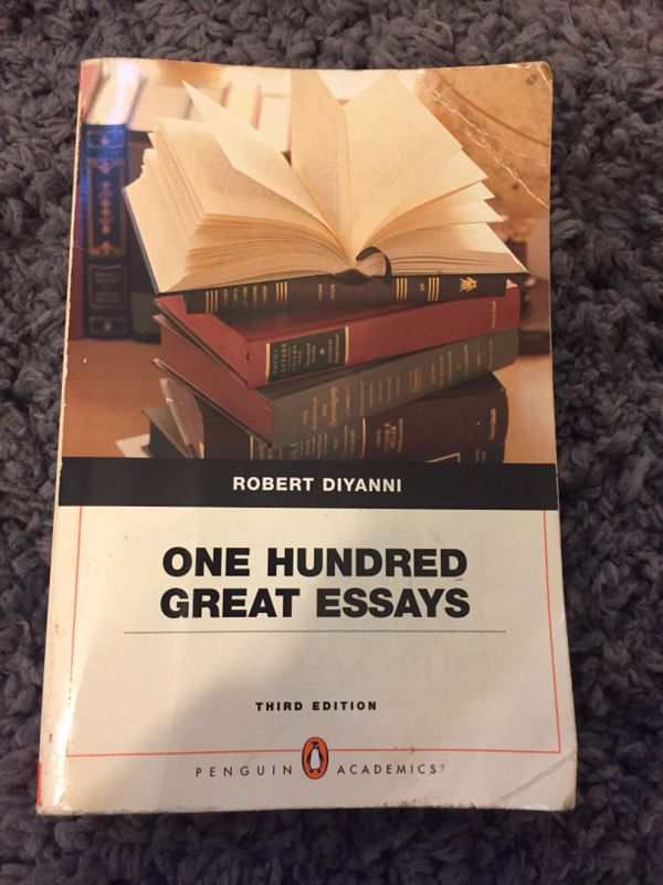 2nd academic academic edition essay fifty great penguin penguin series Fifty great essays provides an outstanding collection of classic and contemporary writing as part of longman's penguin academics series of low-cost, high-quality offerings intended for use in introductory college courses.