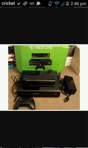 Offerup xbox one with controller electronics in us