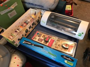 Miscellaneous Scrapbooking Items - LOTS and LOTS!!