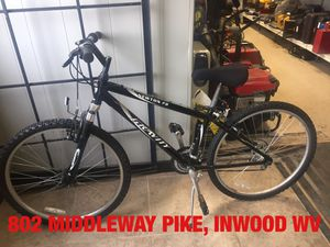 Gravity Newton FS Mountain Bike