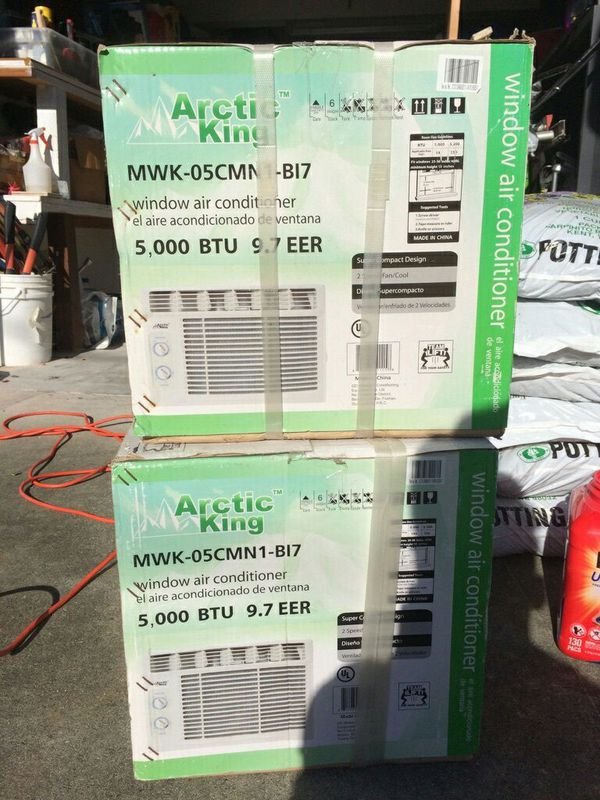 Arctic King Air Conditioning Still In Box Appliances In
