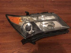 Acura MDX Head Light 2007-2010