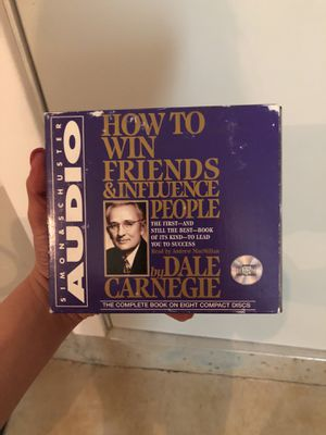How to win friends and influence people audio cd