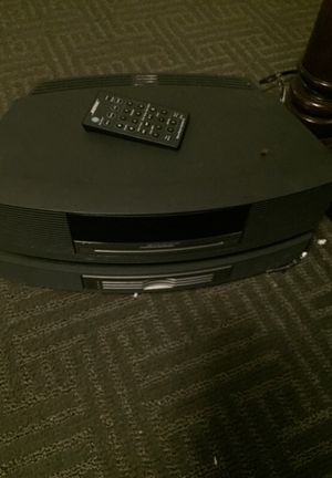 Bose sound wave. 4 CD Chager.