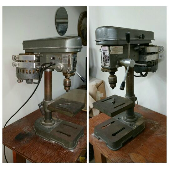 Duracraft Model SP-30 Bench Top Drill Press (Tools ...