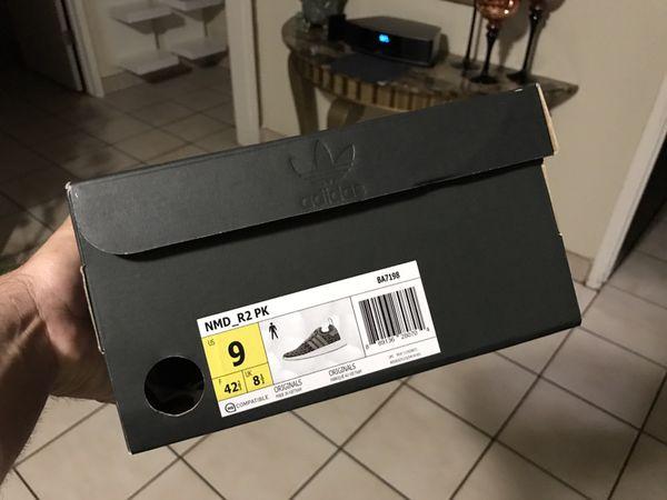 adidas NMD R2 Glitch Red Condito