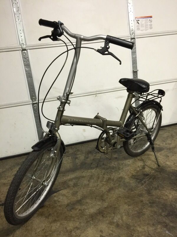 Adventurer 6 Speed Folding Bike Bicycles In Kent Wa