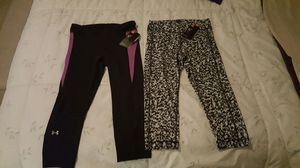 NWT Under Armour work out pants