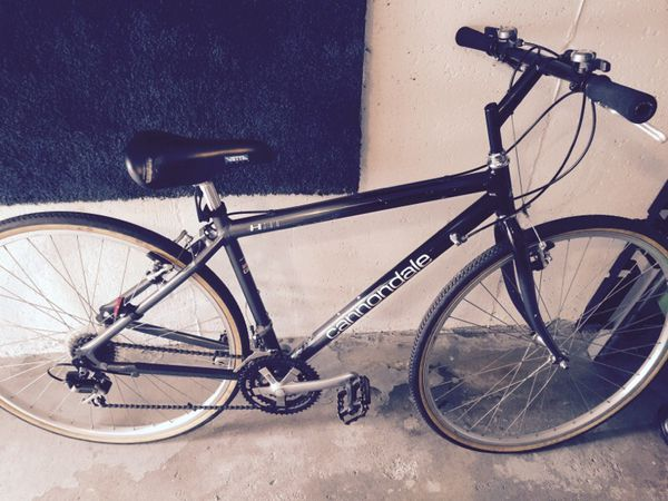 Cannondale H300 Mens Hybrid Bike Bicycles In Braintree Ma Offerup