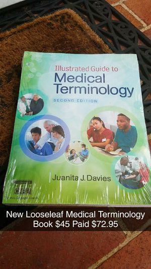 Medical Terminology Textbook