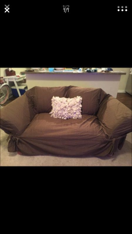 Couch! Sofa and love seat sold separately or together!