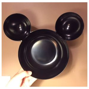 Mickey Mouse chip & dip bowl