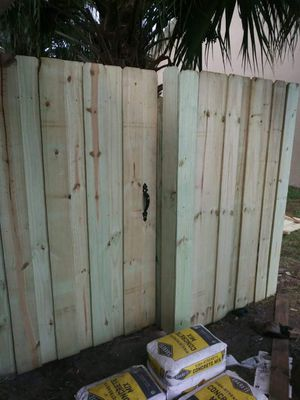 Irrgatation fence sod installation and more