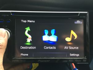 Pioneer 📺 with Navigation
