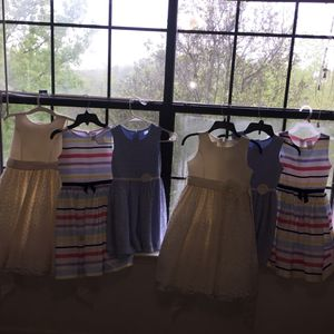 All these dresses are 120$