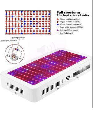 Used Morsen 1500 w full spectrum LED .
