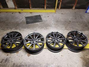 2008 IS-F OEM Wheels