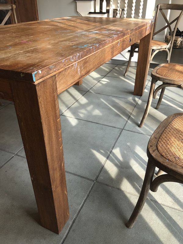 ABC Carpet Home Dining Table Or Arts And Crafts Furniture In Chappaqua NY