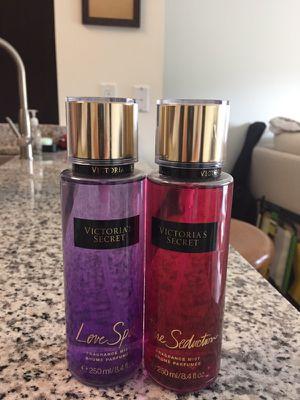 2 Victoria's Secret Sprays
