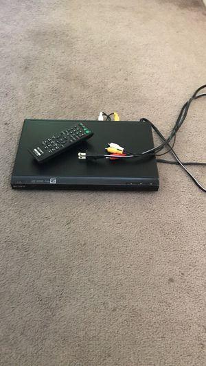 Sony DVD Player w/ Remote control
