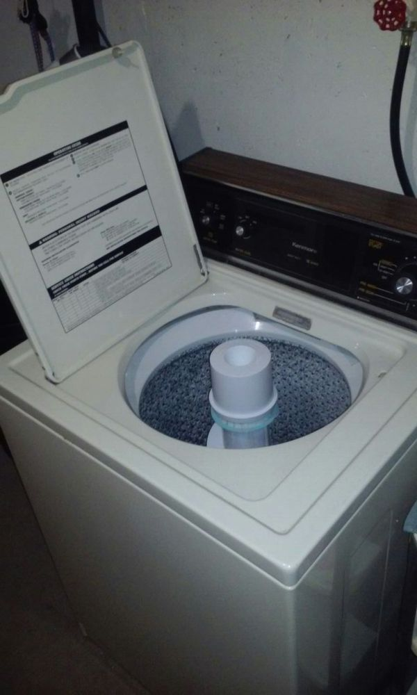 Kenmore Electric Washer Appliances In Kansas City Mo