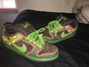 "Nike Dunk SB ""De La Soul"""