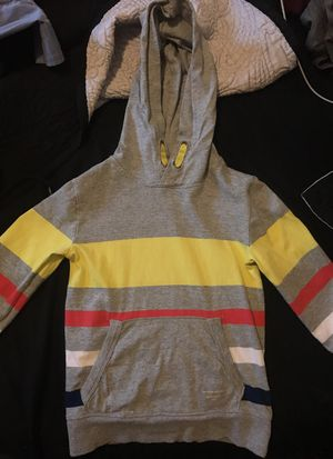 Boys Gap shirt with hoodie