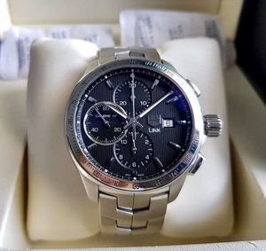 Tag Heuer Link Calibre 16 Date Just